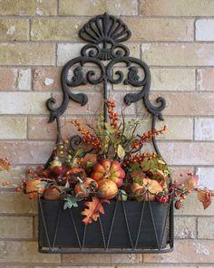 fall | Fall Decorating