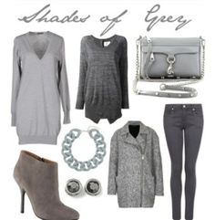 Fall Trend: Shades of Grey
