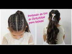 Penteado da Mili de Chiquititas - YouTube