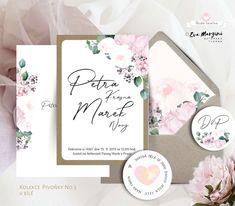 Svatba v růžové s pivoňkami v přírodním a rustikálním stylu. #svatba #budeveselka #boho #beremese #svatebnioznameni #prirodnisvatba #bohosvatba Office Supplies, Boho, Bohemian