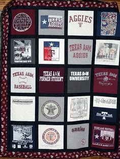 Nice T-Shirt Quilts