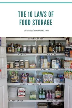 When I was beginning my food storage I thought it was all about long term Food Storage. I purchased a lot of food in number 10 cans, in case I might need it for or something Produce Storage, Food Storage Containers, Canning Recipes, Kitchen Recipes, Long Term Food Storage, Dehydrated Food, I Foods, Meal Planning, Breakfast Recipes