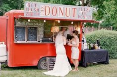 Donut / Food Truck For Weddings