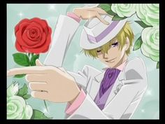 Ouran High School Host Club Photo: What have they done to you, Kyoya? Turned you into the Prince type? This Photo was uploaded by a. Ouran Host Club, Ouran Highschool, High School Host Club, Cool Websites, Artist Art, Geek Stuff, Artwork, Anime, Picsart