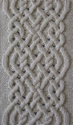 Celtic Love Knot Knitting Pattern : Celtic Cable Patterns Celtic Knot Cable Knitting Pattern Knit Patterns ...