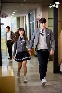 Who Are You: School 2015 Lee Eun-bi ,Han Yi-ahn