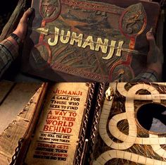 Jumanji.  Reminds me of @Luis III cuz he always told me I looked like the girl in it when we were in elementary.  I still haven't seen it.