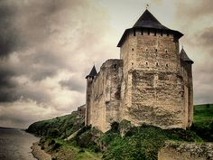 Touching history: Castles and Fortresses of Ukraine