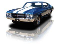 1970 Chevrolet Chevelle Super Sport 396 V8 375 HP 4 Speed. Source: RK Motors Charlotte.