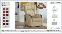 Uw luxe Himolla Quartett is absoluut een ergonomische relax-fauteuil met elektrische motoren. Gemaakt van leder bekleding Een merken standaard maten. Kom langs in onze outlet Levertijd vanaf 14 dagen kopen of huren verkoopadviseur BEL 085-888-36-48