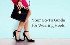 High heels look great but can do major damage. Jackie Sutera shares tips for achieving and maintaining the best high heel foot health. Walking Exercise, Spark People, Walk This Way, Health Tips, Blonde Hair, Looks Great, Fashion Beauty, High Heels, Tote Bag