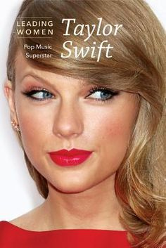 Taylor Swift is a young and influential pop star with the world at her fingertips. Fans of Swift can satisfy their curiosity about this intriguing leading woman by reading about her early life, her rise to fame, and the inspiration behind her record-breaking albums. Students will learn about her philanthropic work as well as her artistry.
