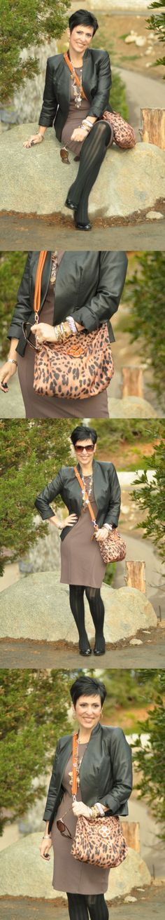 Dress With Purpose :: Be Inspired :: Handbags :: Cross Body :: Choose everyday to Dress With Purpose! www.dresswithpurpose.com #style #dresswithpurpose #ootd #bodycon #styleonabudget #savvyshopper #dress #fauxleather #jacket