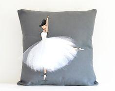 Copertura del cuscino della ballerina coperchio di ShenasiConcept