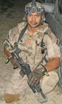 EOD-1 Luis Souffrant 2008. Never Forget.