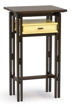 Black Beauty Wenge Table - Reader's Gallery - Fine Woodworking