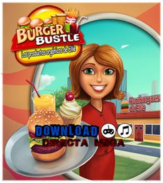 [PC] Burger Bustle Ellies Organics en Español
