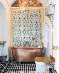 My boho room. Diy Bathroom Decor, Bathroom Interior Design, Modern Interior Design, Washroom Design, Toilet Design, Bathroom Ideas, Bad Inspiration, Bathroom Inspiration, Living Room Designs