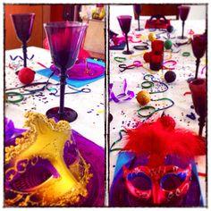 Mesa de Carnaval