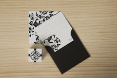 Wedding Invitation and Favour Box. victoriawigzelldesign.co.nz