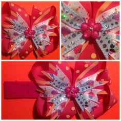 Boutique Bow Headband by jajos on Etsy, $9.00