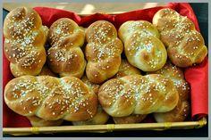 Graham Crackers, Pretzel Bites, Mexican Food Recipes, Food And Drink, Menu, Bread, Menu Board Design, Mexican Recipes, Brot