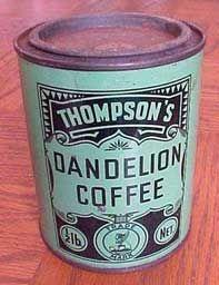 Dandi Dandelionz / Gypsy Magic: Dandelion Coffee -