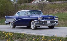 1958 Buick Riviera Coupe 322ci (5.3L) Nailhead V8 Engine