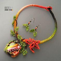 """Magic garden"" set by Leela - colorway/gradation inspiration"