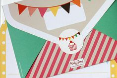 KatyJane Designs – styling up mailboxes everywhere with clever children's stationery!