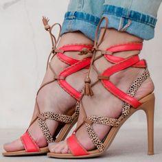 Dolce Vita Haven Tribal Inspired Sandals