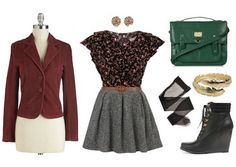 Almost like Belles outfit from Once Upon A Time