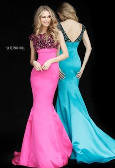 Sherri Hill 51373 Prom Dress. #sherrihill #promdress #prom