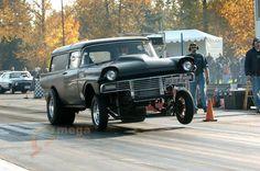 57 Ford RanchWagon