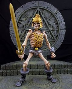 Skeleton Warrior (Masters of the Universe) Custom Action Figure