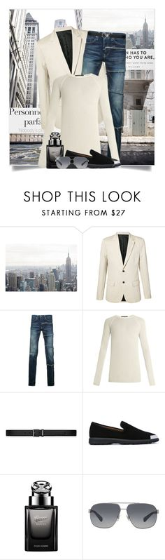 """SWEET"" by tina-abbara ❤ liked on Polyvore featuring Disney, AMI, Maison Mihara Yasuhiro, Haider Ackermann, Yves Saint Laurent, Giuseppe Zanotti, Gucci, Dolce&Gabbana, men's fashion and menswear"
