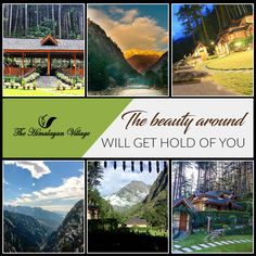 A destination in itself, The Himalayan Village Resort is epitome of luxury, class & comfort. Let's help you make your holidays worth cherishing! Visit us - www.thehimalayanvillage.in  #TheHimalayanVillageResort #Kasol