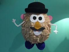 Mr potato head pinata