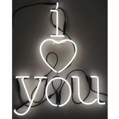 Neon Art Leuchtbuchstaben einzeln A-Z