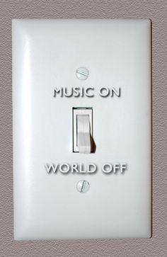 Music On...always.