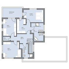 Haus Schönborn – Obergeschoss