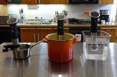 Making the Most of Your Sous Vide Container or Vessel – Part 1. Anova doesn't require any additional equipment. Learn how to easily set up a sous vide container with everything you already have in your kitchen.