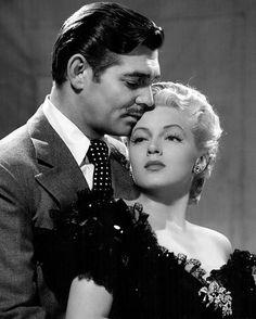 Clark Gable @ Lana Turner