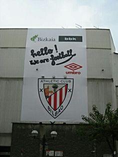 Athletic Club Bilbao - Bilbao, Spain