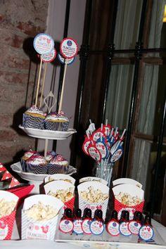 Cupcakes & PopCorn Baby Shower!