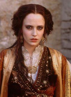 "Eva Green jako Sibylla (""Kingdom Of Heaven"", ""Królestwo niebieskie"")"