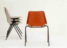Designed by Robin Day, 1964. One of sixteen recipients of a Council of Industrial Design Design Centre Award in 1965.