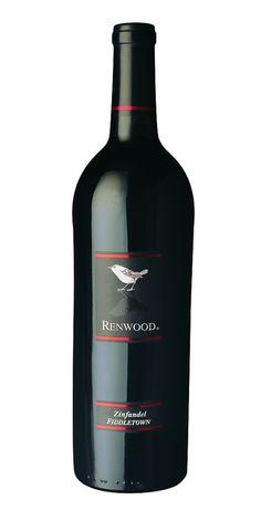 Renwood Fiddletown ZInfandel