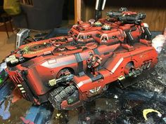 This Blood Angels co