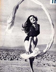 rope dancing